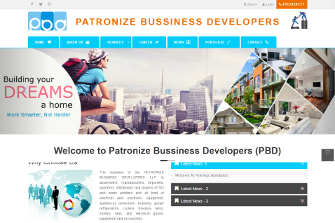 Patronize Bussiness Developers