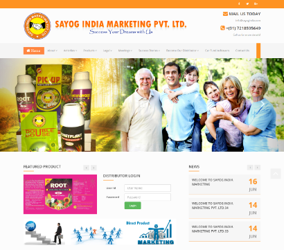 SAYOG INDIA MARKETING PVT. LTD.