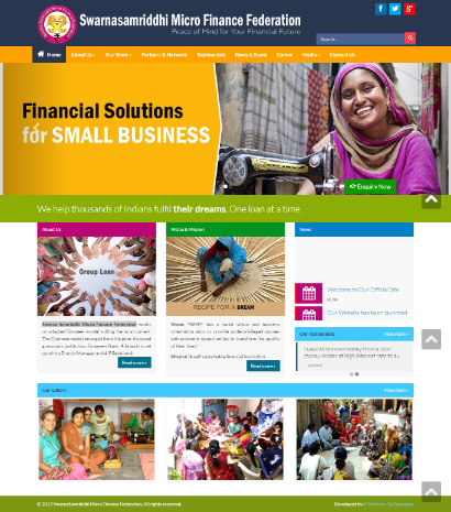 Swarna Samriddhi Micro Finance Federation
