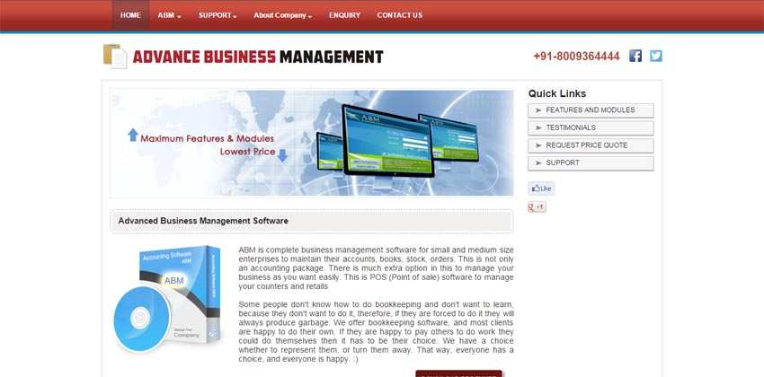 ABM Accounting Software