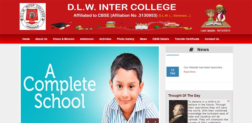 DLW Inter College